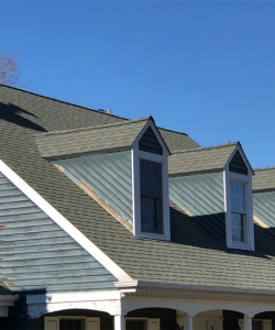 Before Exterior Siding Remodeling