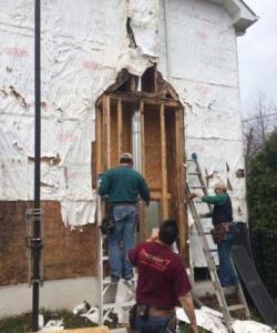 Stucco Repair Service
